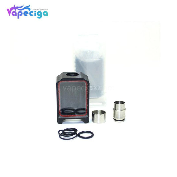 SXK Bora Style Replacement Tank Tube for BB Style Box Mod Components
