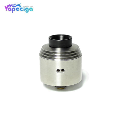 SXK Hussar 2.0 Style RDA 22mm Silver