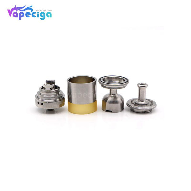 ShenRay TF GTR PEI + Steel RTA 25mm 4.5ml Components