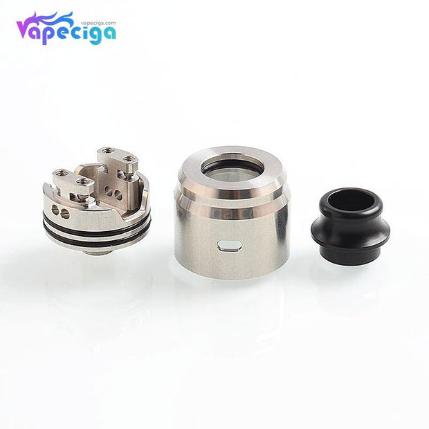 ShenRay Wave Style RDA 22mm Components