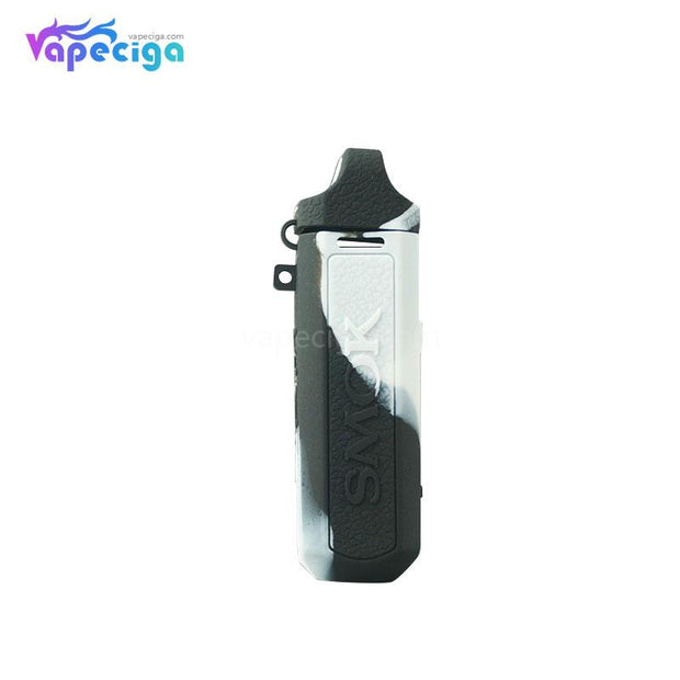 Silicone Protective Case Black White for Smok RPM Vape Pod System