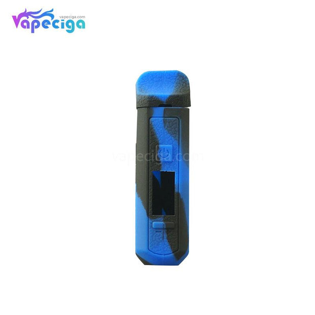 Silicone Protective Case Black Blue for Smok RPM Vape Pod System