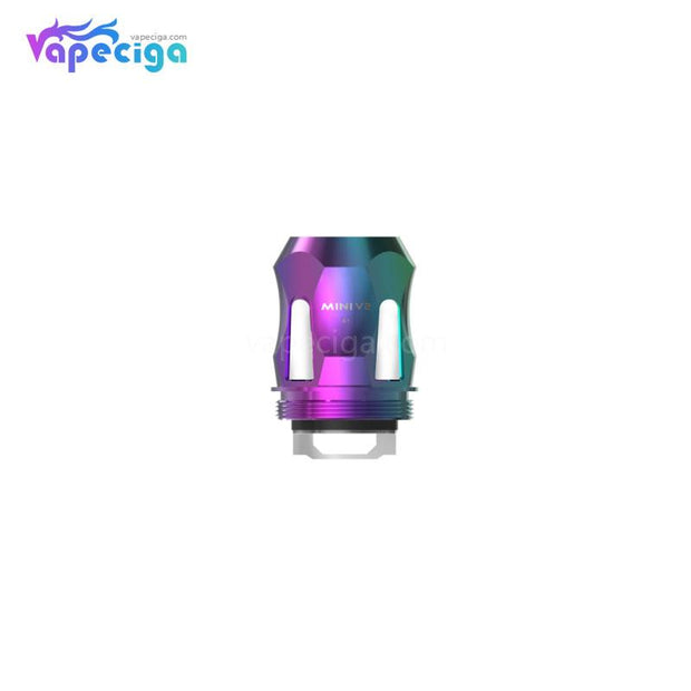 7-color Smok Mini V2 A1 Replacement Coil