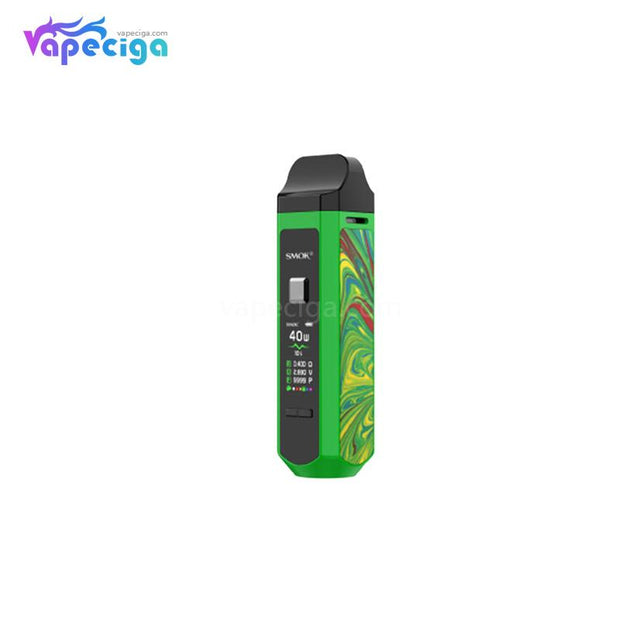 Green Smok RPM 40 Vape Pod System VW Starter Kit