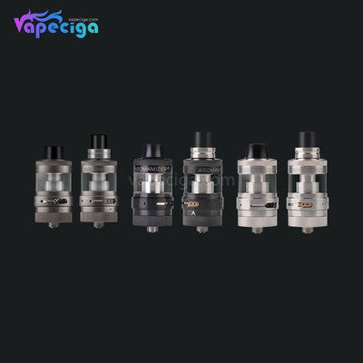 Steam Crave Aromamizer Lite V1.5 MTL RTA 23mm 4.5ml 3 Colors Available
