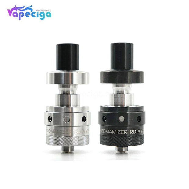 Steam Crave Aromamizer V2 RDTA 23mm 3ml 2 Colors Available