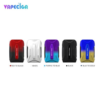 Teslacigs WYE II 215W TC Box Mod WYE V2 5 Colors Available