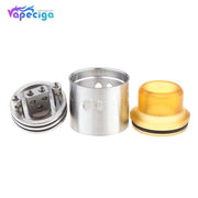 The Recoil V2 Style RDA 24mm Components