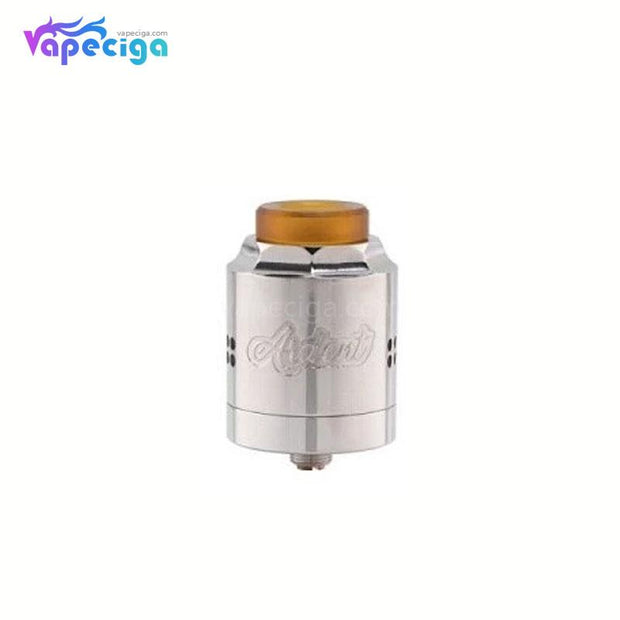 Timesvape Ardent RDA for Dreamer Mod 27mm Brushed Stainless Steel