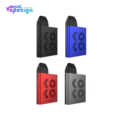 Uwell Caliburn KOKO Vape Pod System Starter Kit 520mAh 2ml 4 Colors Optional