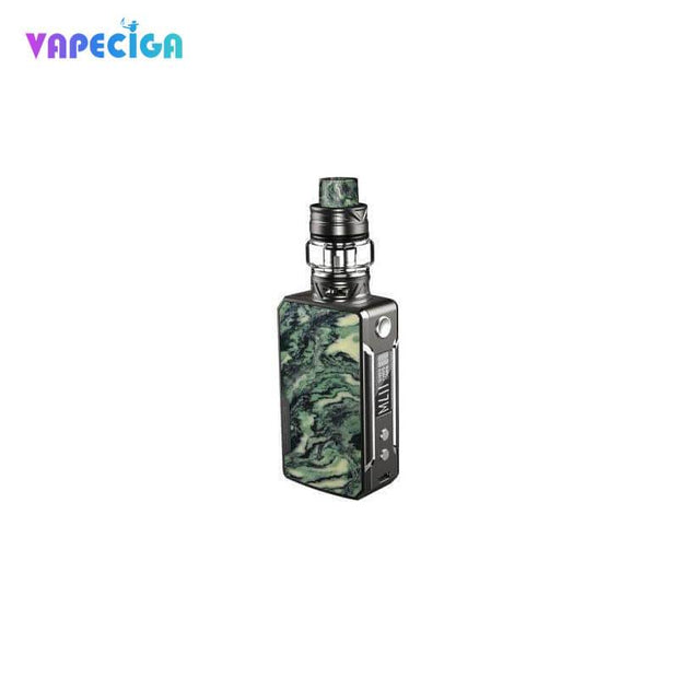 Platinum-Atrovirens VOOPOO Drag Mini Platinum TC Mod Kit