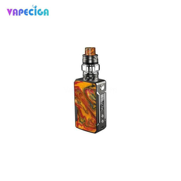 Platinum-Lava VOOPOO Drag Mini Platinum TC Mod Kit