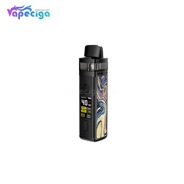 VOOPOO VINCI Vape Pod System VW Starter Kit Hill Yellow