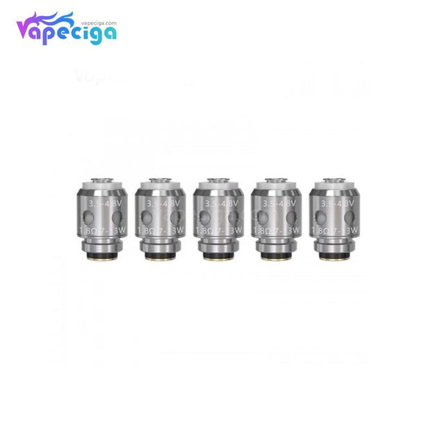 Vandy Vape Berserker S Replacement 1.8ohm MTL Coil Head 5PCs