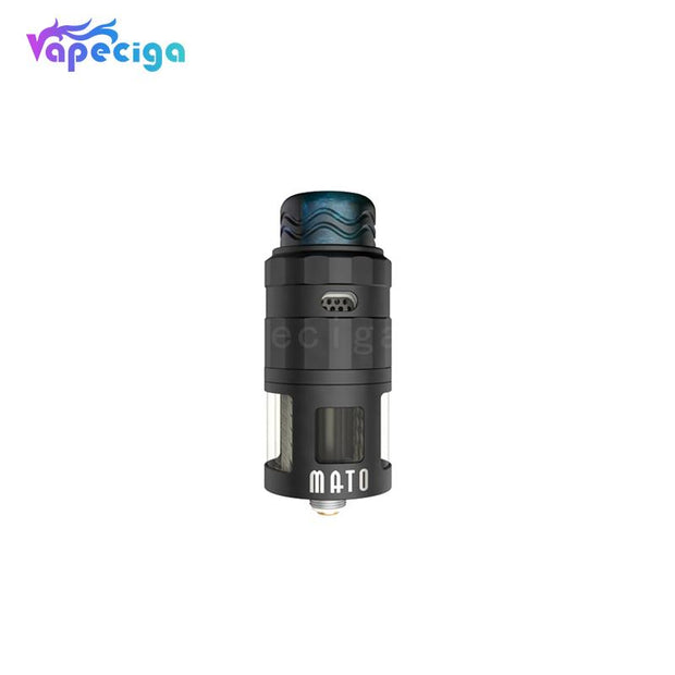 Vandy Vape Mato DL RDTA 24mm 5ml Matte Black