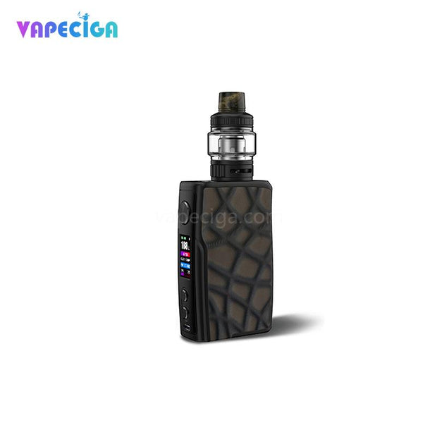 Brown Alligator Snapper Vandy Vape Swell TC Box Mod Kit