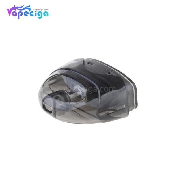 VapeCige VTX Replacement Pod Cartridge Top Drip Tip Details