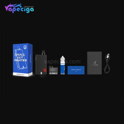 Vaporesso Degree Vape Pod System Starter Kit 950mAh 2ml Contents