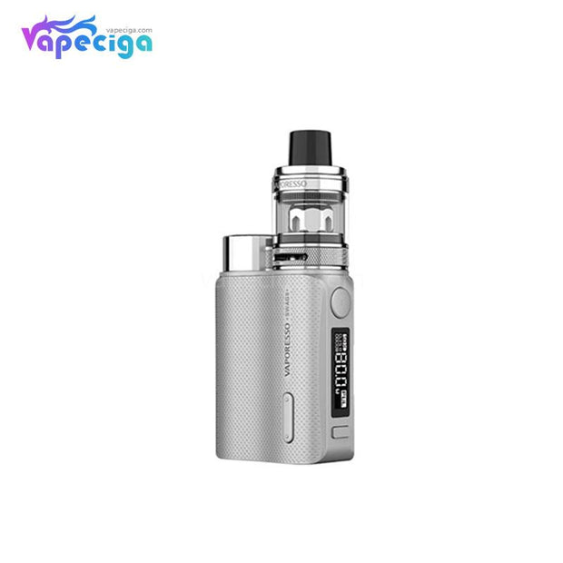 Vaporesso Swag ?? VW Box Mod Kit Silver with NRG PE Tank 80W 3.5ml