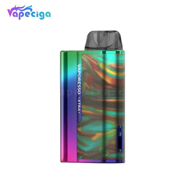 Vaporesso XTRA AIO Pod Kit 900mAh 2ml Rainbow Resin