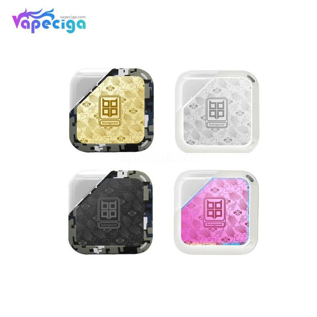 Vladdin Boqpod Pod System Starter Kit 400mAh 1ml 4 Colors Available