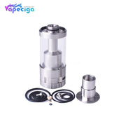 YFTK Ataman V4 Style RTA 4ml 22mm Components
