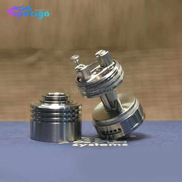 YFTK Caiman Style MTL RDTA 3ml 22mm Components