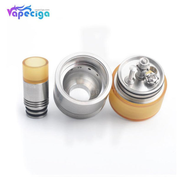 YFTK Paravozz V10.1 Style RTA 2.5ml 22mm Components