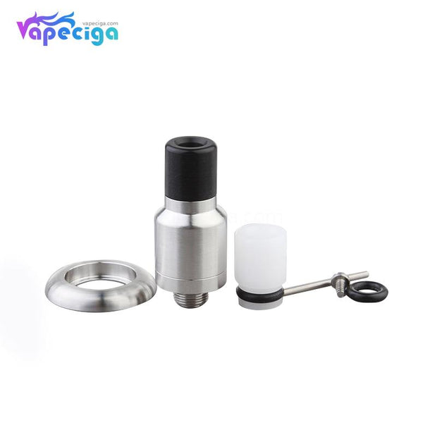 Silver YFTK Speed Style RDA Components