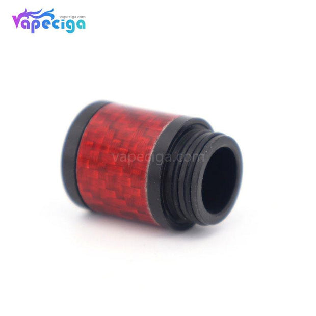 YUHETEC Carbon Fiber 810 Drip Tip Display