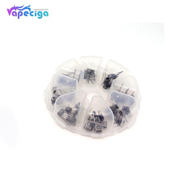 YUHETEC 8-in-1 Vape Coil 48PCs Package