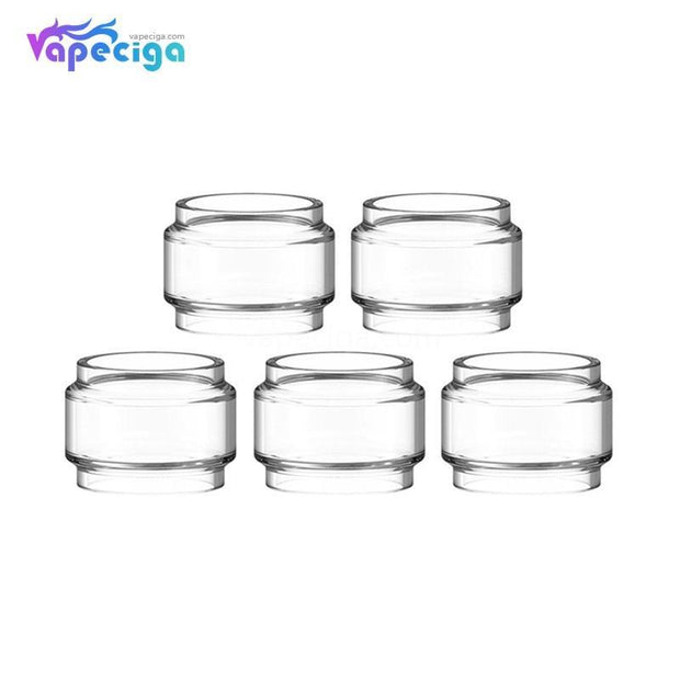 YUHETEC Fatboy Replacement Tube for WOTOFO Serpent Elevate RTA 4.5ml 5PCs