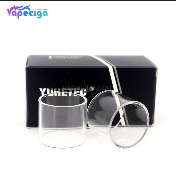 YUHETEC Replacement Straight Tank Tube for Innokin Ares MTL RTA