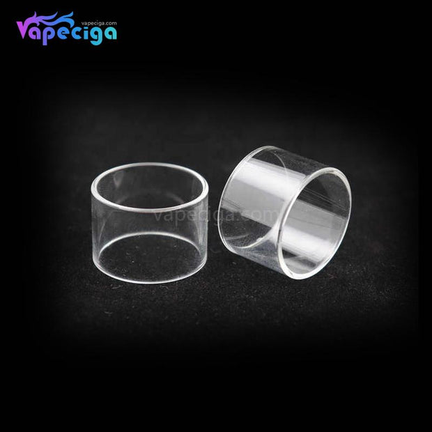 YUHETEC Replacement Straight Tank Tube for Wotofo Serpent Alto 2.5ml 2PCs