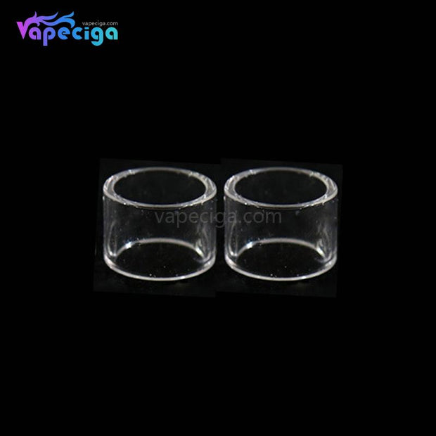 YUHETEC Replacement Straight Tank Tube for Wotofo The Troll RTA 5ml 2PCs