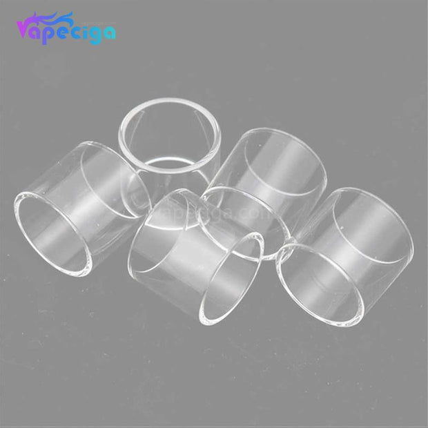 YUHETEC Replacement Straight Tank Tube for Smok TFV8 Big Baby Tank 5ml 5PCs