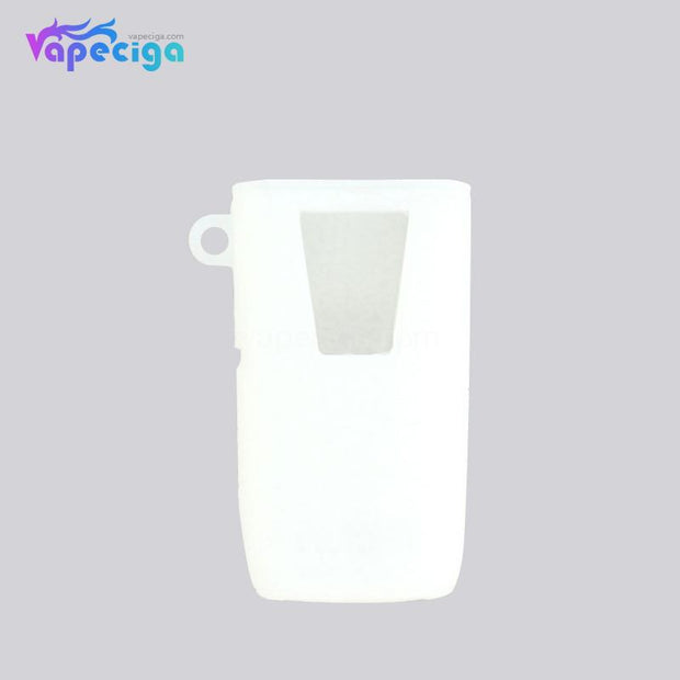 White YUHETEC Silicone Case for Aspire Nautilus AIO Starter Kit