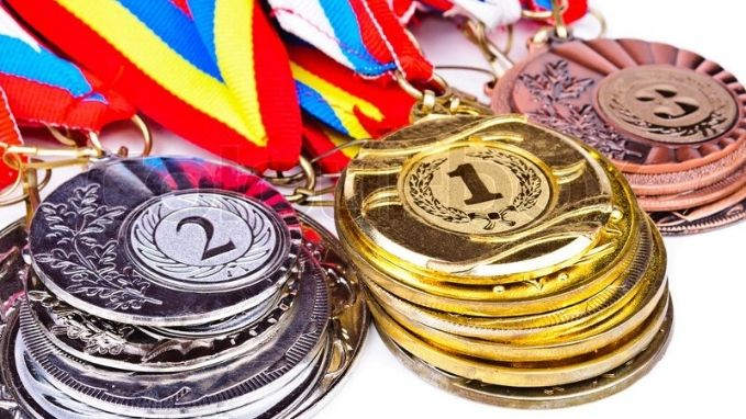 Sports Medals & Trophies