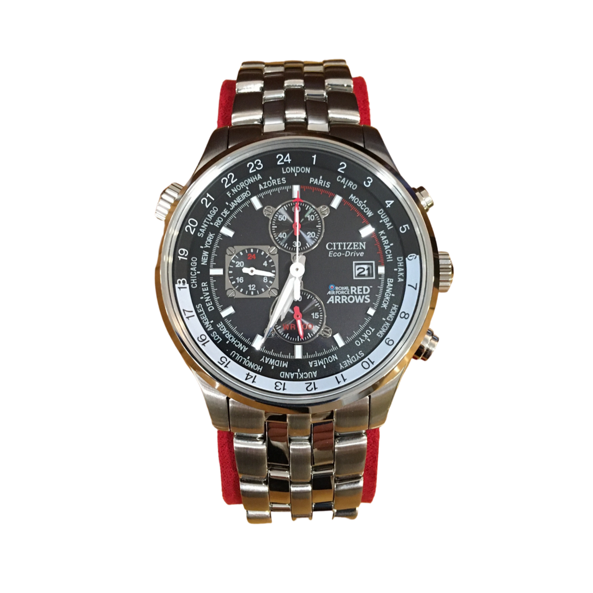 Citizen Royal Air Force RED ARROWS Mens Watch - Cahalan Jewellers