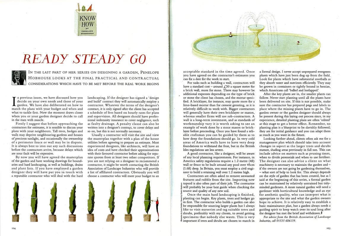 Editorial - Gardens Illustrated