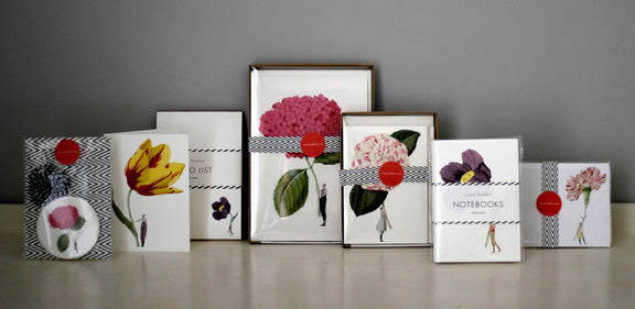 Laura Stoddart stationery