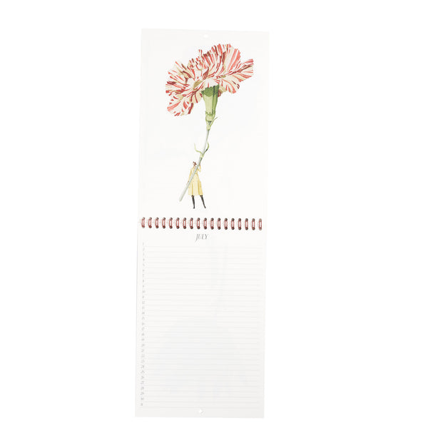In Bloom Birthday Calendar