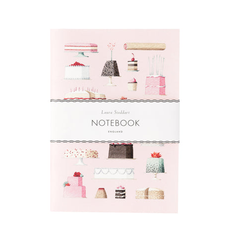 Cakes Notebook NEW