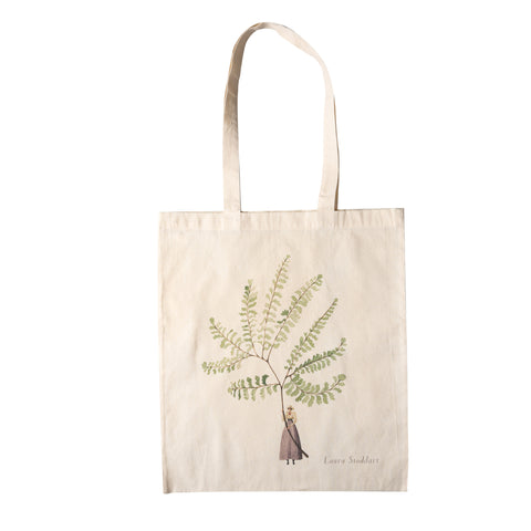 Fabulous Ferns Lightweight Cotton Bag