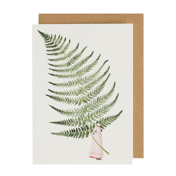 Greetings Card - Fabulous Ferns 3