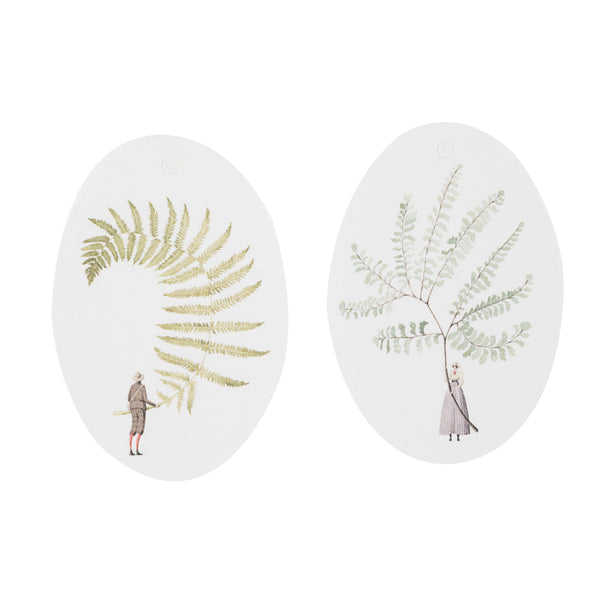 Fabulous Ferns Gift Tags