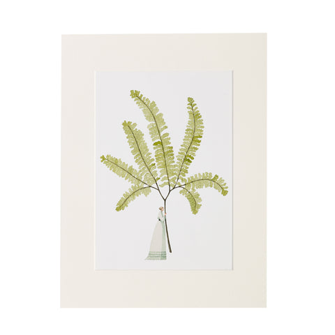 Fabulous Ferns - Fern 4 Print