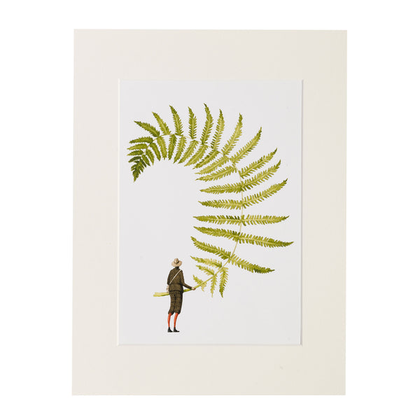Fabulous Ferns - Fern 5 Print