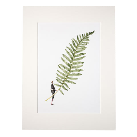 Fabulous Ferns - Fern 6 Print