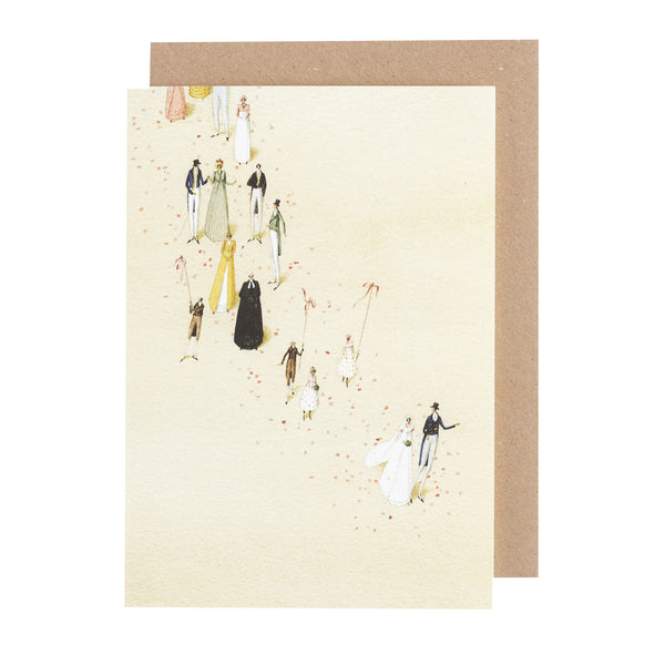 Greetings Card - Wedding